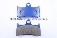 Motorcycle Rear Disc Brake Pads For Yamaha YFM 660 FWAP FWAR FWAS FWAT FWAW FGW FGX