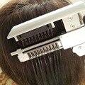Conector de cabelo 6d/para salão de beleza, ferramentas para estilização de cabelo/6d, conector para peruca/ferramentas de extensão de peruca