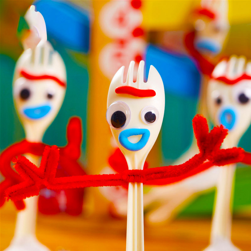 14cm-Diy-Forky-Buzz-Lightyear-Toy-Story-4-Cartoon-Woody-Jessie-Slinky-Dog-Action-figure-collectible (2)