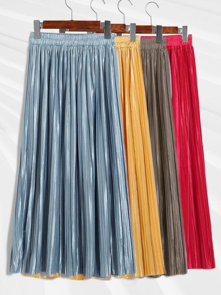 Femmes Noir /& Blanc Imprimé À Pois En Jersey Doux Jupe-Culotte standard Plus Taille 14-26