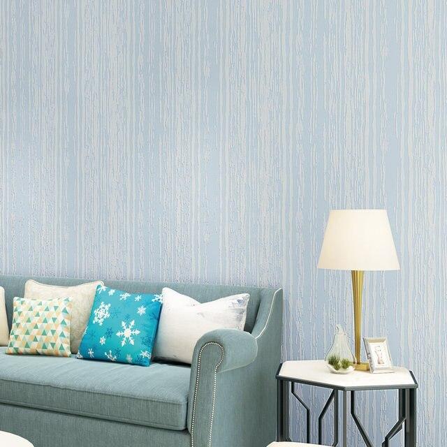 Online Shop Moderne Behang Roll voor Woonkamer Verticale Gestreepte ...