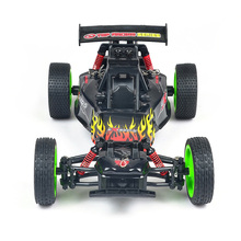 RC 자동차 BG1503 고속 1 : 16 무선 조종 차 4WD 전기 충격 내열성 2.4GHz 경주 용 자동차 경주