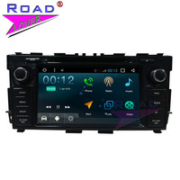 TOPNAVI Android 7,1 1 г + 16 ГБ 1024*600 8 дюймовый dvd плеер головное устройство для Nissan altima 2010 стерео gps Navi Авто Аудио Bluetooth