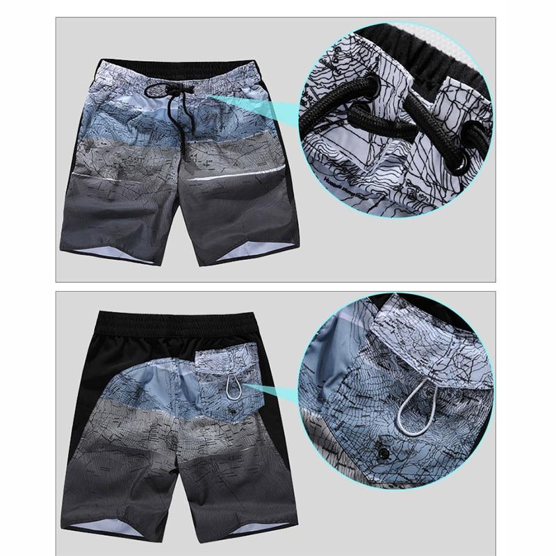 IEMUH Hoge kwaliteit L-6XL Shorts voor heren Surfplank Shorts Zomer - Sportkleding en accessoires - Foto 5