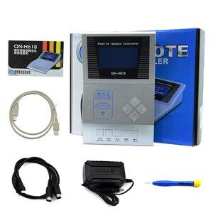 Image 3 - Controlador remoto inalámbrico RF, contador Digital, copiadora remota/Master H618, programador de llaves, probador de frecuencia