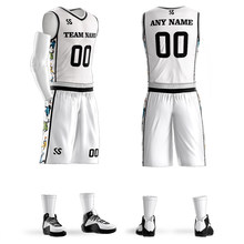 4a40d59a0 Wholesale Adult Child Kids Basketball Jerseys Custom College Basketball  Suits Shirts Shorts Digital Sublimation Printing(