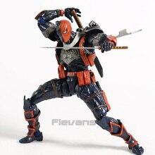 Revoltech NO.011 Deathstroke PVC figurka Model kolekcjonerski Toy