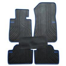 На заказ без запаха ковры водонепроницаемые резиновые автомобильные коврики для BMW 1 серии F20 2012- год