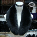 CDS018 2014 Hot Sale Women's Fox Fur Collar Can Be Used as Scarf Women Free Shipping