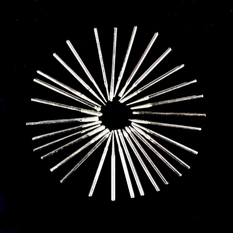 30Pcs / Σετ νυχιών Drills Bits Kit - Τέχνη νυχιών - Φωτογραφία 3