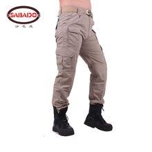 2017 уличные тактические брюки с несколькими карманами облегающие