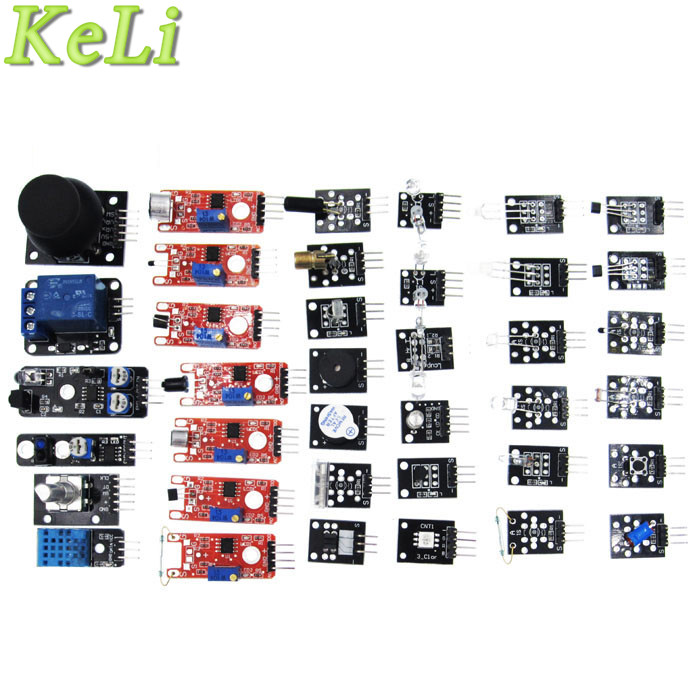 37 IN 1 SENSOR KITS HIGH-QUALITY (Works with Official Boards)100%new not include box