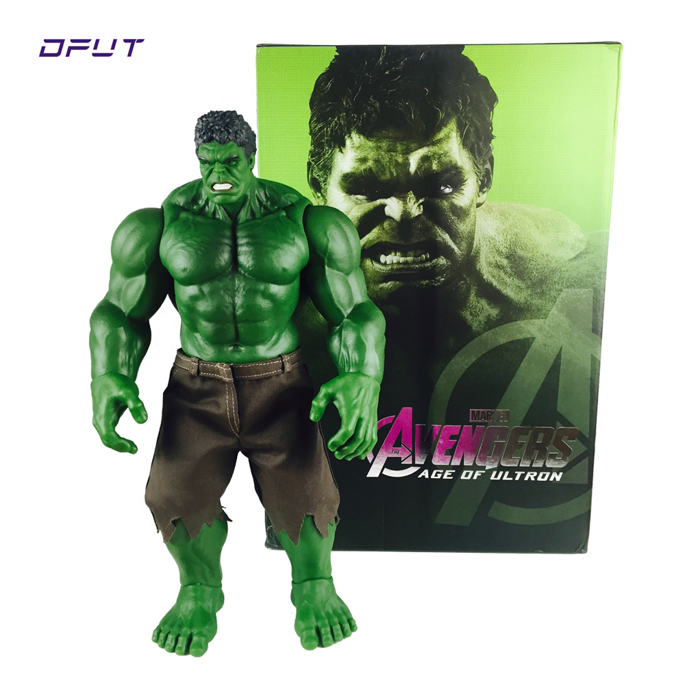Marvel Avengers Age of Ultron The Incredible Hulk Crazy Toys PVC Action Figure