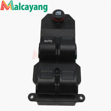 New Hight Quality Black Electric Power Window Switch For Honda CRV CR-V 2002-2006 Civic 2001-2005 35760-S9A-G042A 35760-S9A-G042