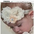 TWDVS Bowknot Headbands Infantil Acessórios de Cabelo Do Bebê Headband Do Cabelo Meninas grosgrain ribbon Bow Headband do cabelo bandas Criança w -- 037