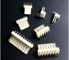 KF2510 2/3/4/5/6/7/8/9/10 Pin 2.54mm Pitch Right Angle Male Pin Header Connector Pin Connectors Adaptor
