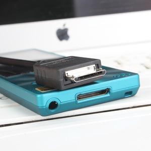 Image 5 - Zhenfa USB كابل شاحن مزامنة البيانات لسوني MP3 MP4 وكمان لاعب NWZ S764BLK NWZ E463RED NWZ 765BT NWZ E463 NWZ E453 NWZ A864