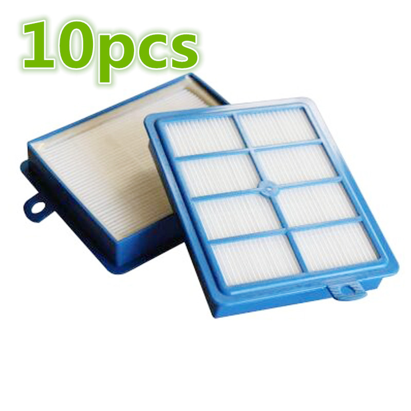 10 PCS hepa h13 filter H12 wiener filter, Hepa filters for philips FC9150 FC9199 FC9071  Electrolux Parts ZSC69FD2 ZSC6940 Etc. пылесос с пылесборником philips fc 9071 01
