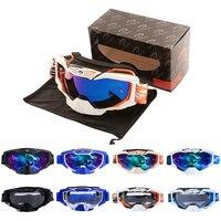 ATV Gafas защитные очки для мотоциклистов лыжный MX Off Road очки мотоцикл Открытый Спорт Óculos Велоспорт очки для мотокросса