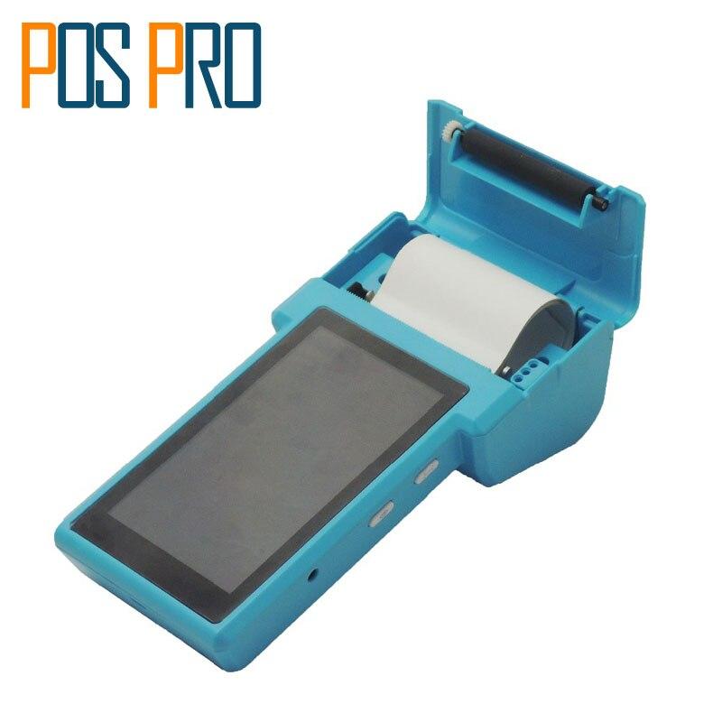 IPDA017 ручной pos терминал Android КПК со встроенным термопринтер 1D CCD сканер штрих кода для Android Tablet Pc