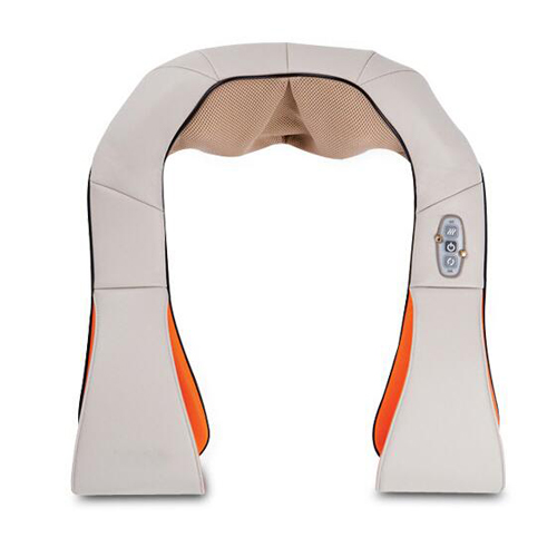 HOT Selling Shape Electrical Shiatsu Back Neck Shoulder Massager EU plug and flat plug car Massage Pillow 6 hours sentHOT Selling Shape Electrical Shiatsu Back Neck Shoulder Massager EU plug and flat plug car Massage Pillow 6 hours sent