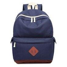Классические женские большой рюкзак женский живые цвета сумки школьные рюкзаки для подростков милые девушки сумки холст черный