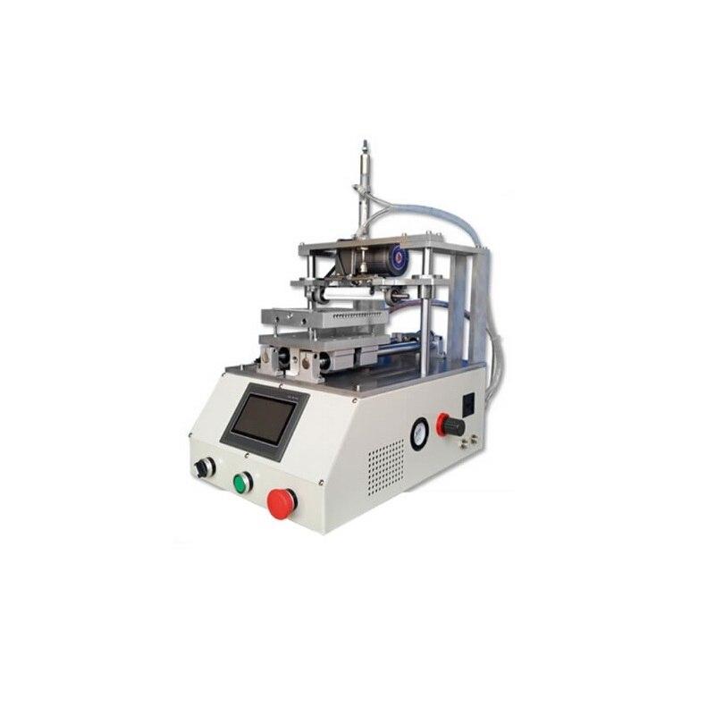 Machine automatique d'enlèvement de colle d'oca d'écran tactile avec la pompe 1L avec 4 moules LY 901