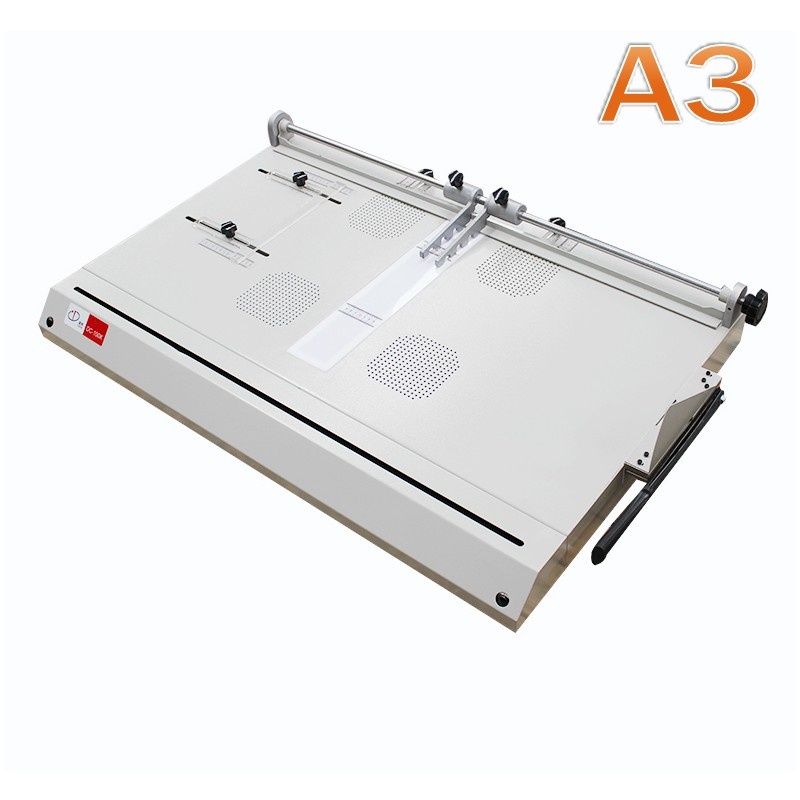 A3 size Hard Cover Maker Machine Case Making Machine for Bible Photo Books Binding Machine