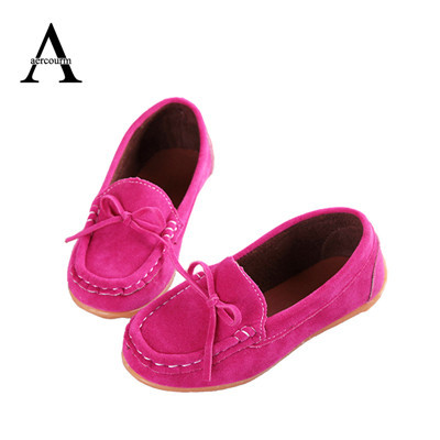 Aercourm A 2017 New children shoes Casual Sneakers baby Breathable shoes boys sports shoes kids Sneakers baby boat shoes Brown 4