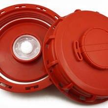 2 Teile/los 1000L IBC Wassertank Entlüftet Schutz Atemwege Deckel Cap adapter 150mm Mit Druckventile