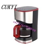 American Coffee Maker Household Automatic Drip Coffee Machine Coffee Pot Boiled Tea Is Tea Machine Special