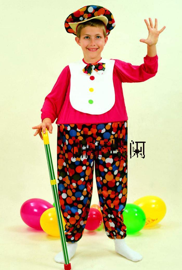 nios lindo payaso cosplay disfraces de halloween para nios boy cosplay disfraces de halloween cosplay ropa