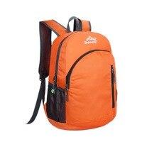 Outdoor Waterproof Travel Backpack Ultralight Hiking Camping Bags Women Foldable Backpack Men Sport Tactical Bag