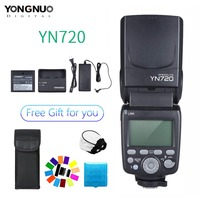 2018 Yongnuo Lithium Speedlite YN720 Flash with 2000mAh battery for Canon Nikon Pentax,Compatible YN685 YN560 IV YN560 TX RF605