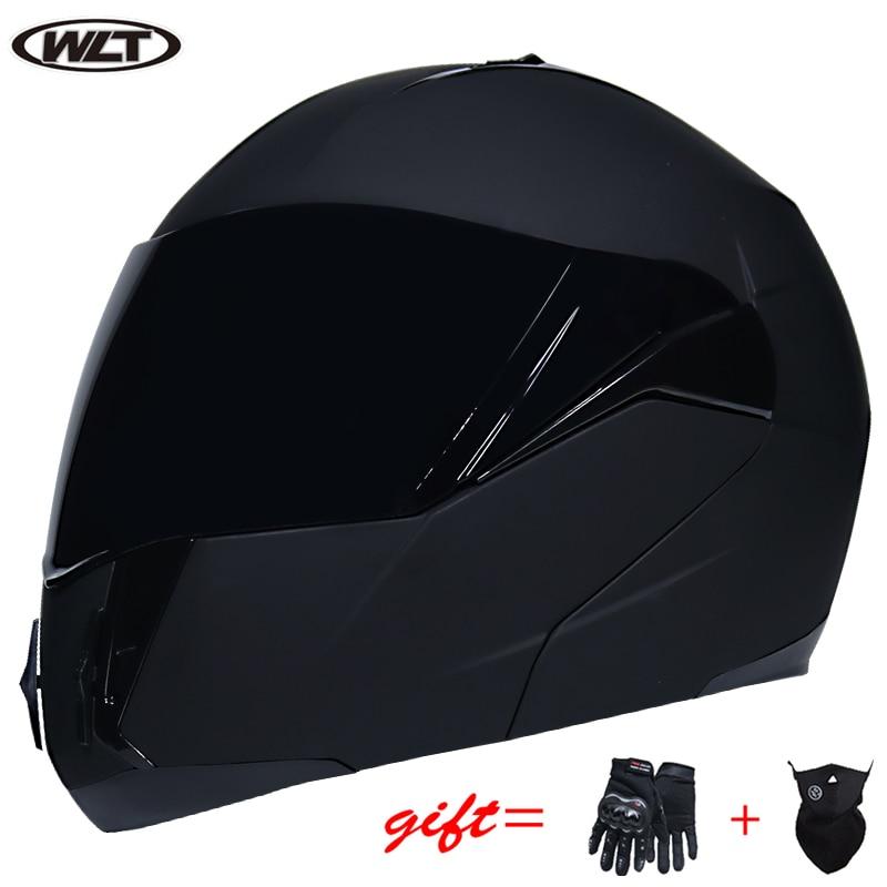 Motorcycle helmet double sun visor flip module helmet DOT certified off-road racing helmet WLT-168 all-weather helmetMotorcycle helmet double sun visor flip module helmet DOT certified off-road racing helmet WLT-168 all-weather helmet
