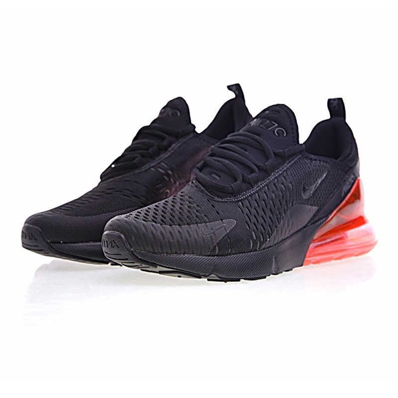 ab2c0d870df08 ... Nike Air Max 270 Men's Running Shoes,Breathable,Outdoor Sneakers Shoes  Green Red, ...