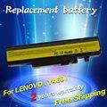 JIGU аккумулятор для Ноутбука Lenovo Ideapad Y560 Y560D L09N6D16 L08S6DB L09L6D16 57Y6440 Y460 Y460A