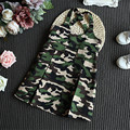 2016 Baby Girls Dress Spring Fashion Children Sleeveless Camouflage Vest Dress For 2-7Years Kids Costume Toddler Girl Dresses