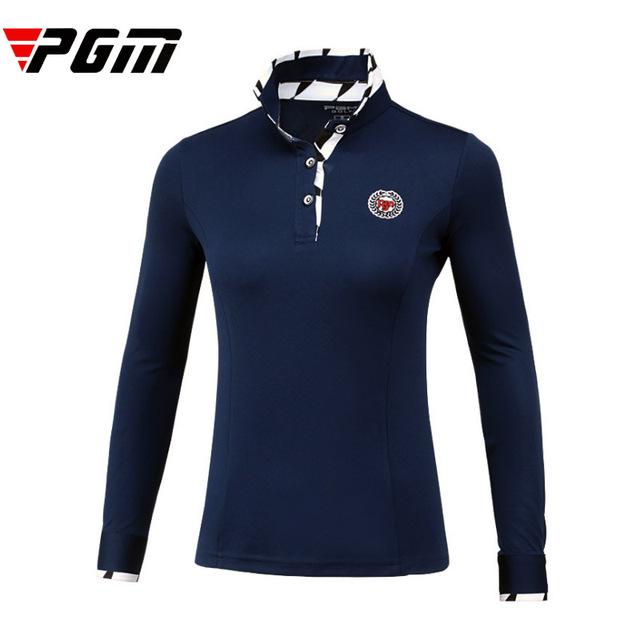 PGM Golf Shirt Women full long sleeves Jerseys