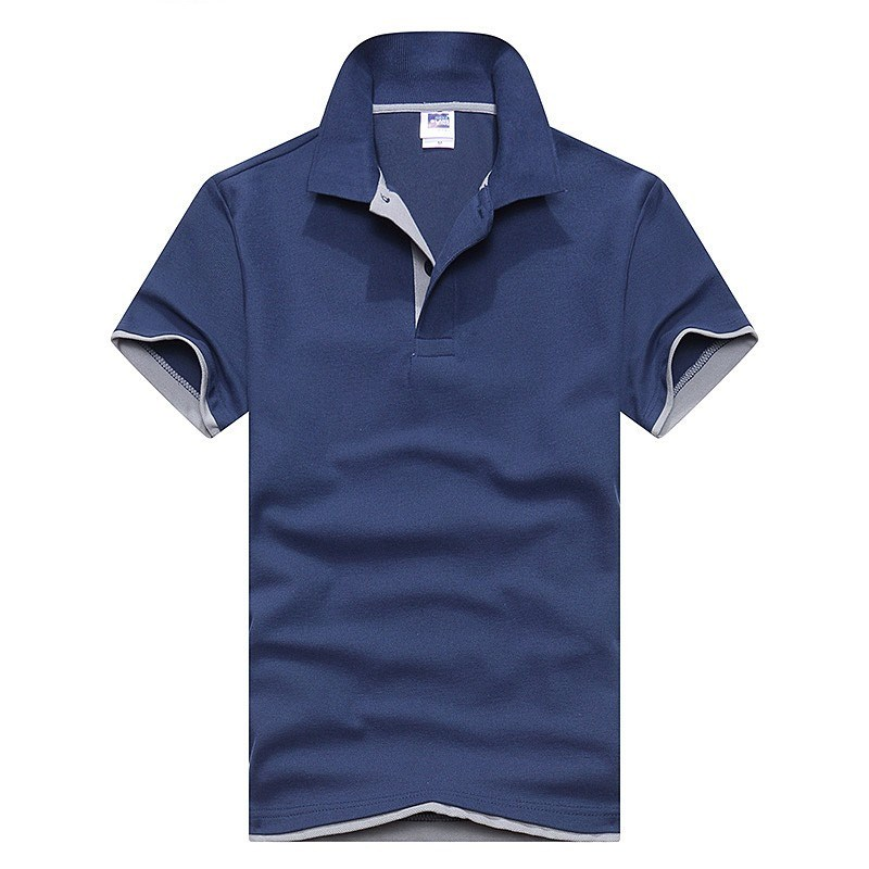 New 2018 Men's Brand   Polo   Shirt For Men Summer Mens   Polos   Men Cotton Short Sleeve shirt Brands jerseys