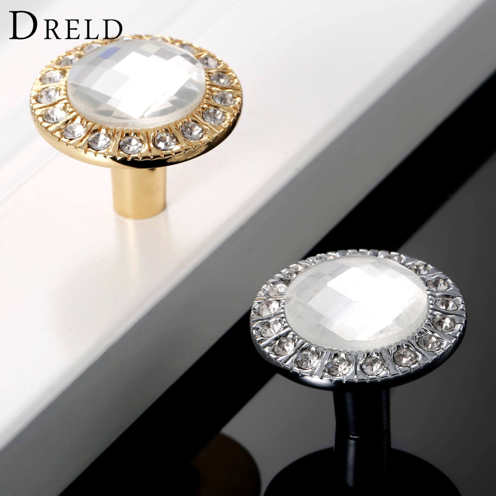 online cheap crystal glass cabinet knobs aliexpress