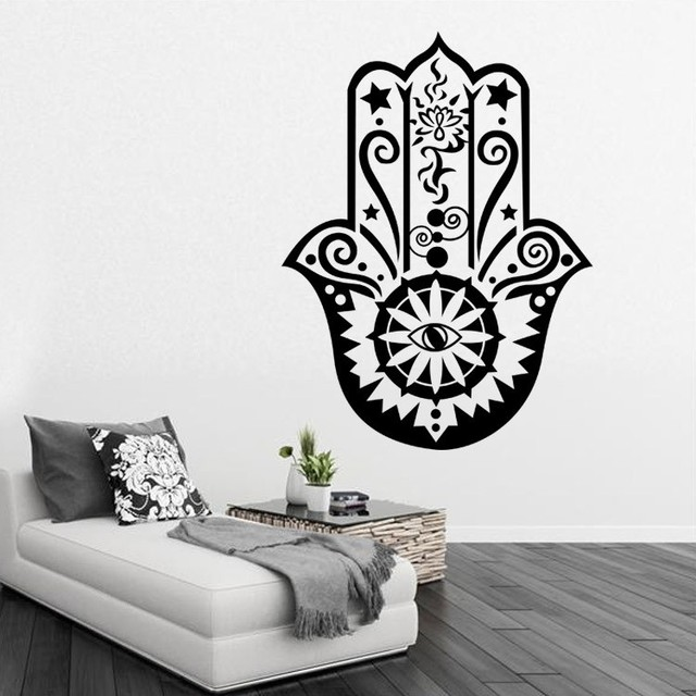 aliexpress : buy 2016 cacar diy decals fatima yoga wall stickers