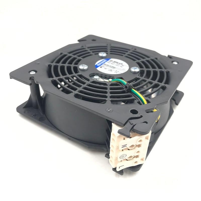 DV4650-470 Original tout nouveau PAPST ebmpapst DV 4650-470 230 V-50 HZ 110MA/120MA 18 W/19 W ventilateur de refroidissement d'armoire - 3