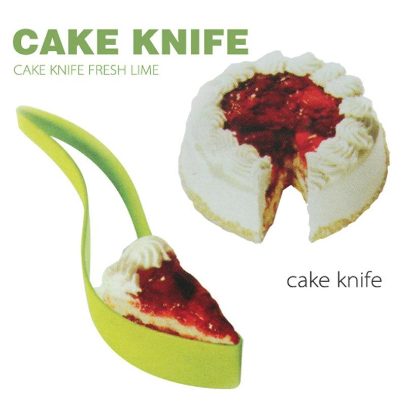 New Plastic Cake Pie Slicer Sheet Guide Cutter Server Magisso Pie Cutter Bread Slice Knife Kitchen Gadget Baking Tool