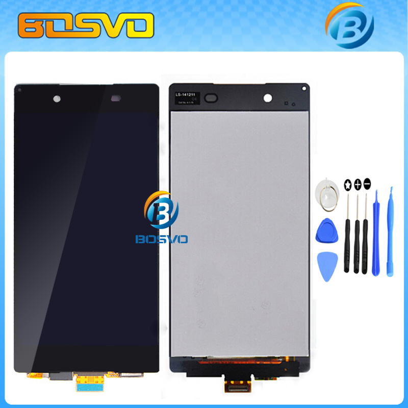 1 piece lcd Display For Sony for Xperia Z4 Z3 Plus Z3+ E6603 E6533 E6553 Touch Screen Digitizer Assembly Free shipping with tool