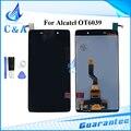 Запасные части для Alcatel Idol 3 OT6039 6039A 6039 жк-экран дисплей с сенсорным дигитайзер + бесплатные toos 1 шт. бесплатная доставка