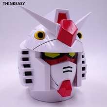 Ready Player One Creative GUNDAM RX-78 Transformation Robot 400ml PC + Stainless Steel Cup Office Water