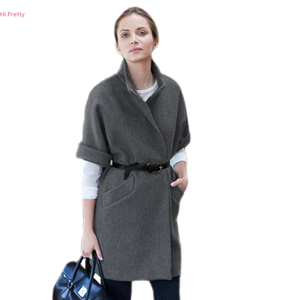 Popular Short Wool Coat-Buy Cheap Short Wool Coat lots from China ...