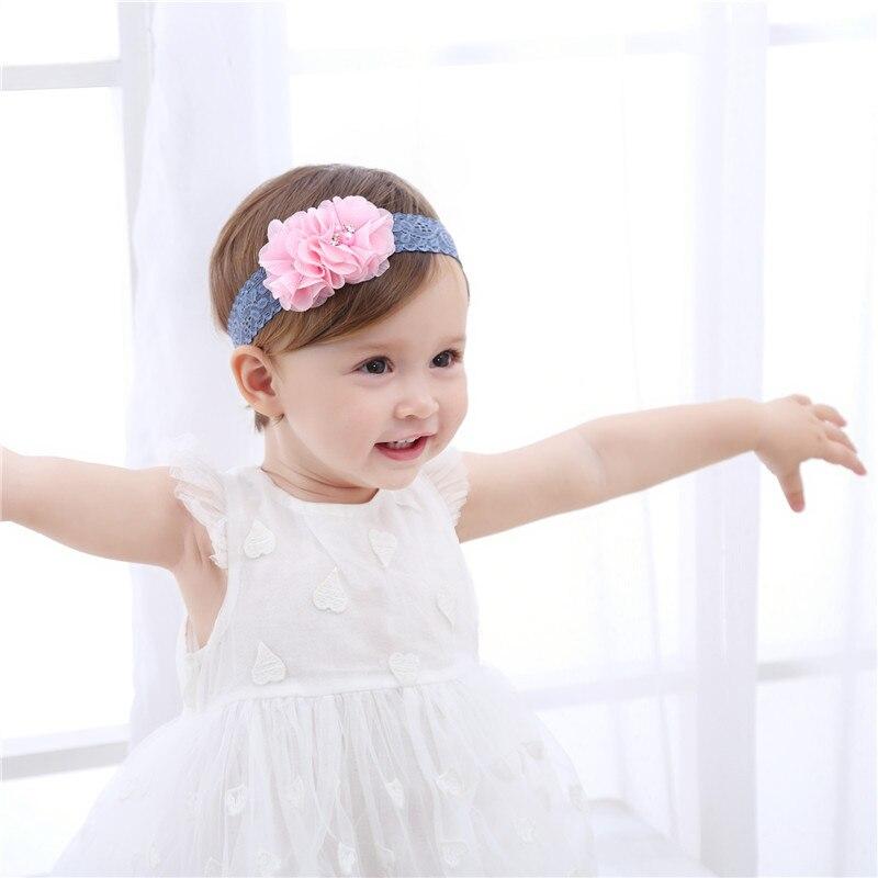 Moda Dla dzieci Śliczne akcesoria do włosów Dla dzieci Pasmo - Odzież dla niemowląt - Zdjęcie 5