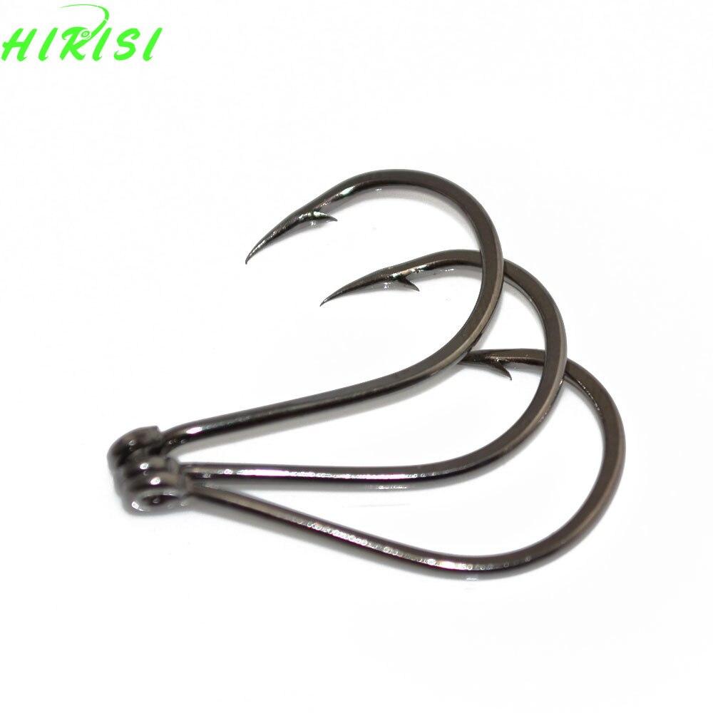 Carp fishing hooks 500pcs high carbon steel barbed fishing for Barbed fishing hook
